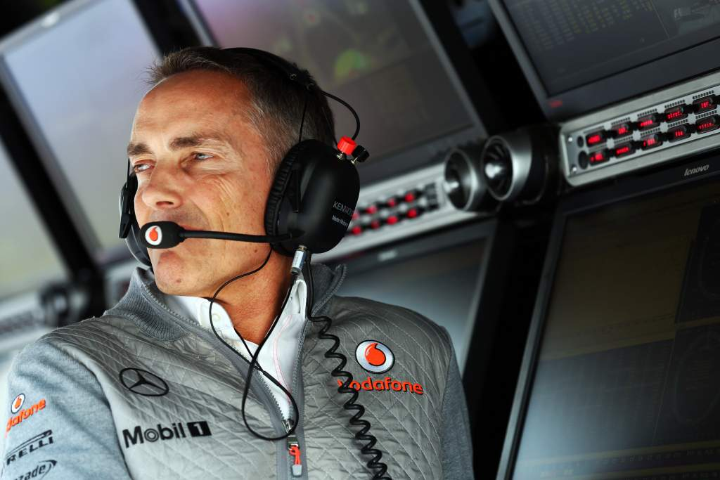 Whitmarsh to oversee Aston Martin F1 team in new role - The Race