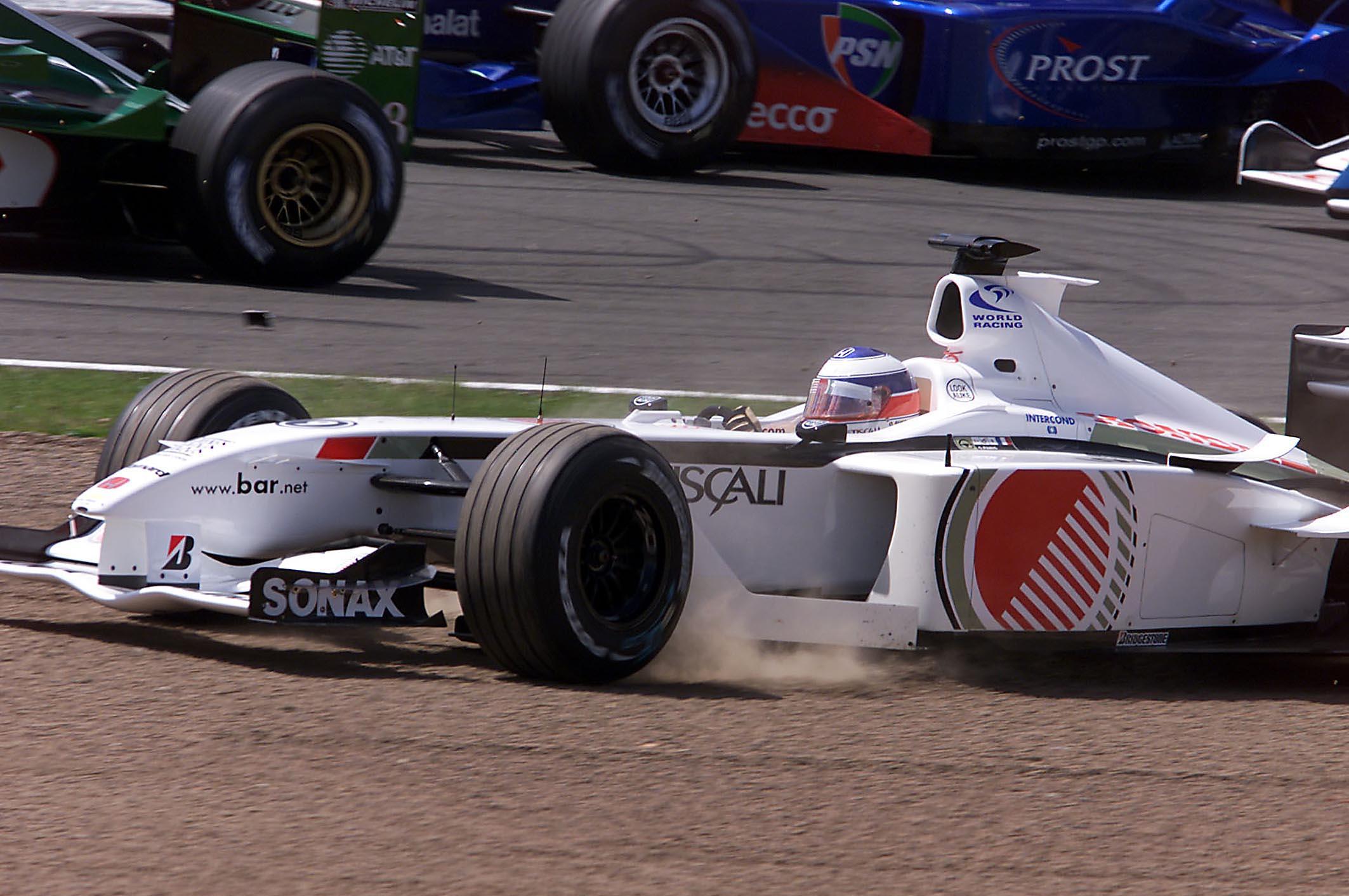 Formel 1 Grand Prix Von England