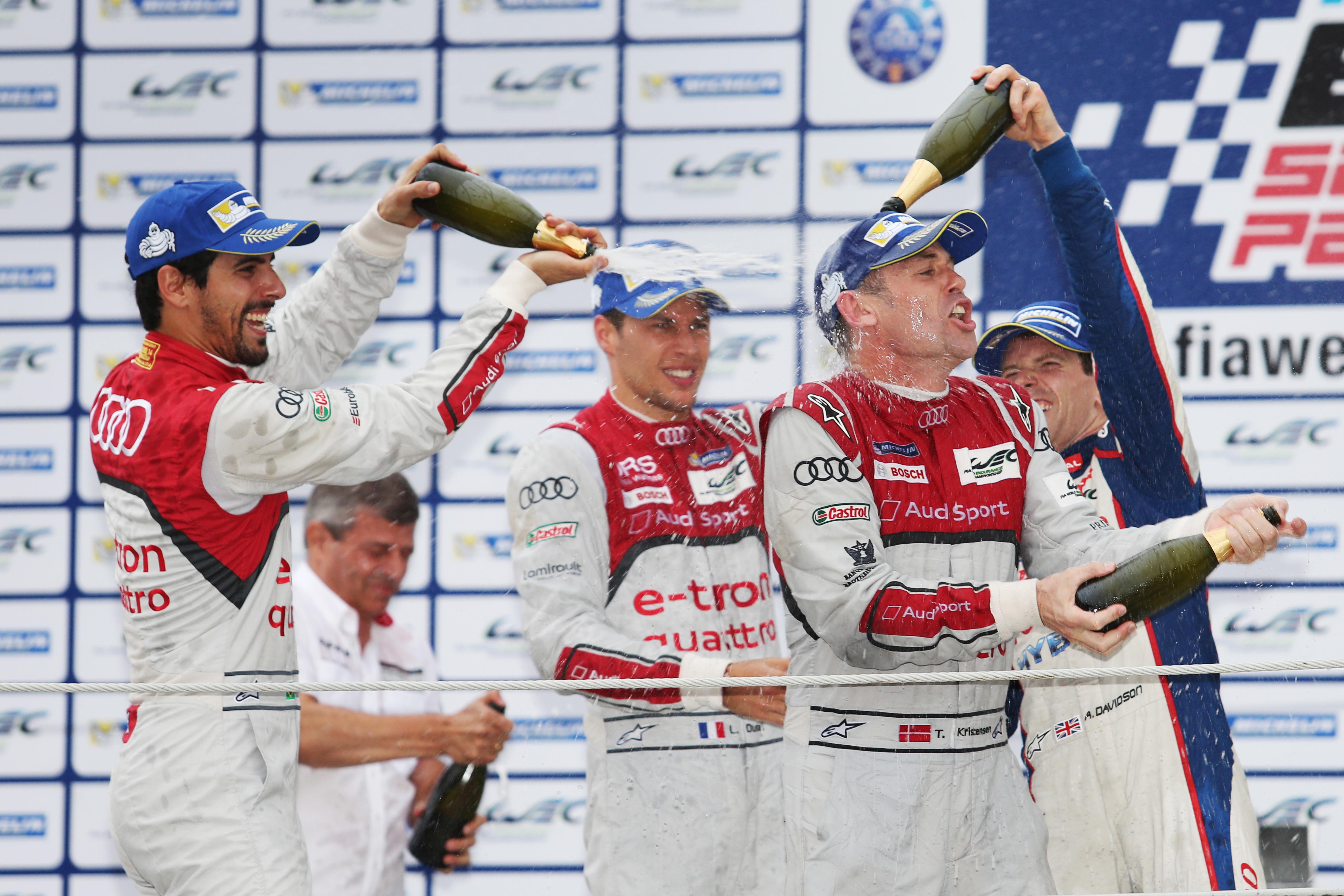 Motor Racing Fia World Endurance Championship Wec Round 8 Sao Paulo, Brazil