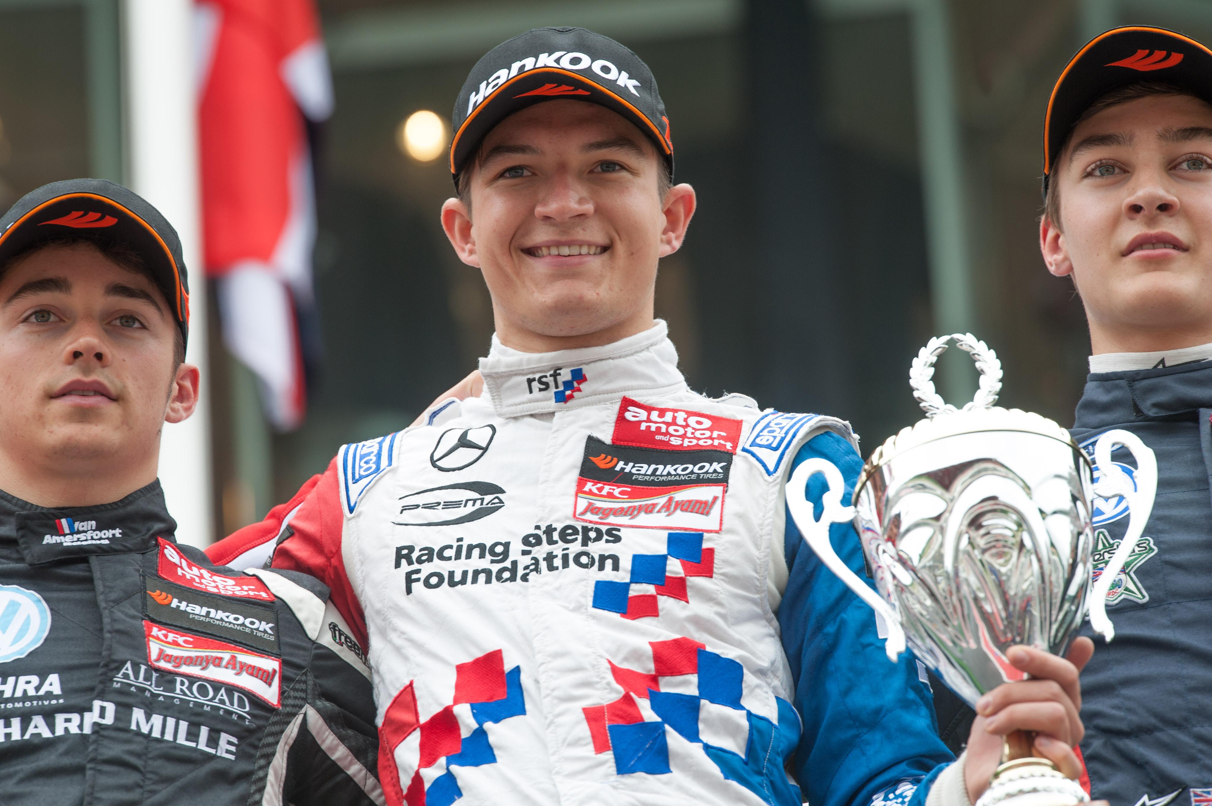 Fia F3 European Championship 2015, Round 5, Spa Francorchamps