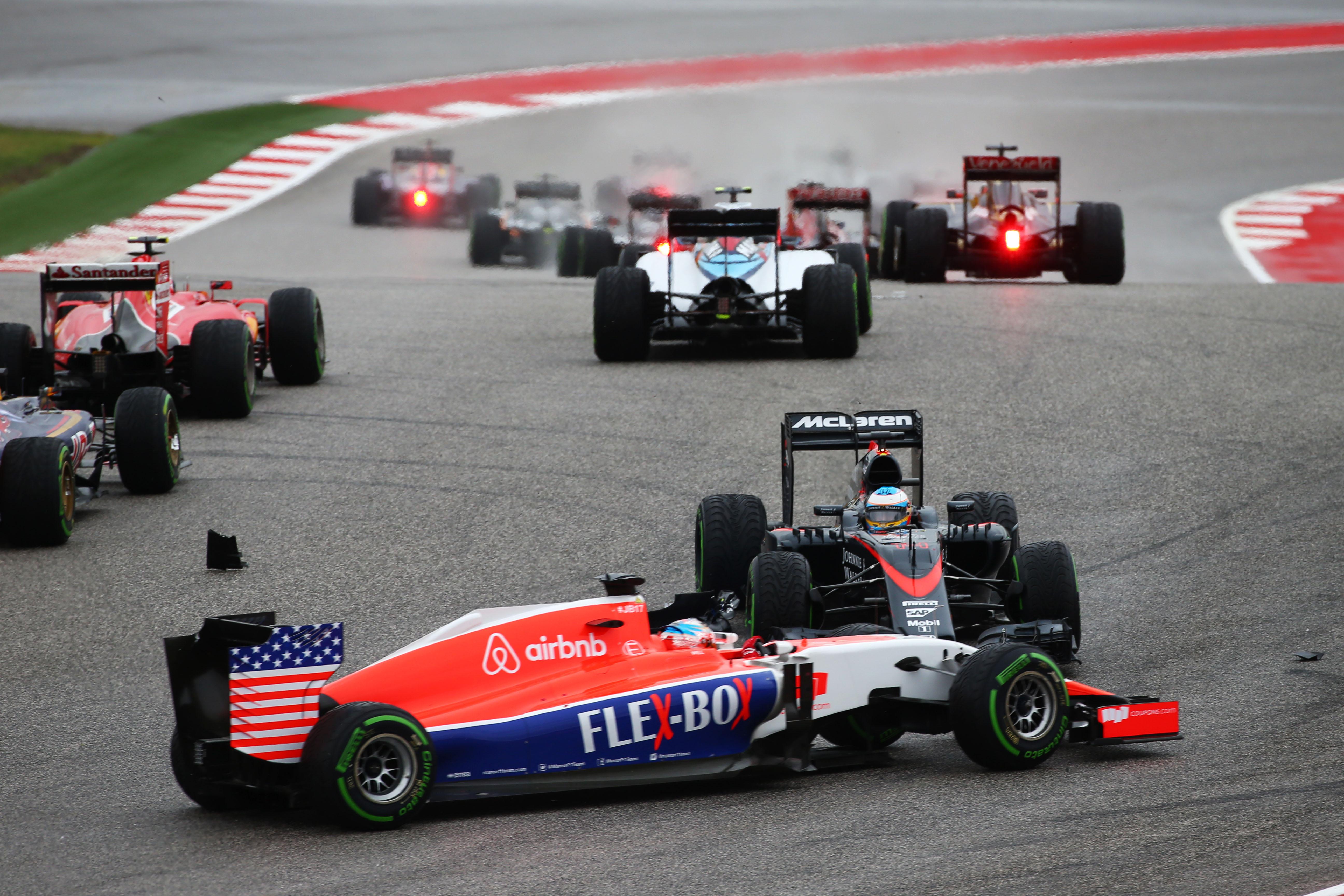 Manor McLaren 2015