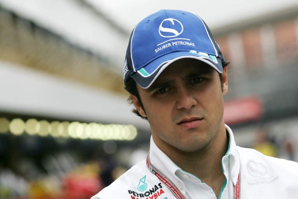 Felipe Massa Sauber F1