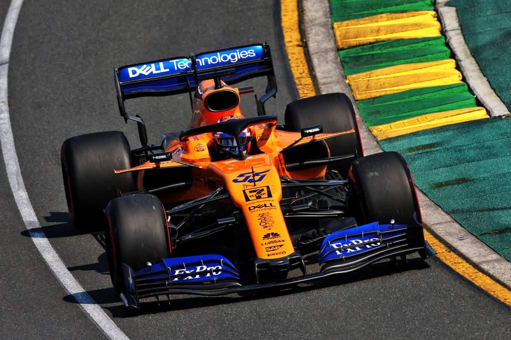 Motor Racing Formula One World Championship Australian Grand Prix Qualifying Day Melbourne, Australia