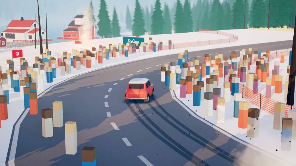 Art Of Rally Mini Norway Pic 1
