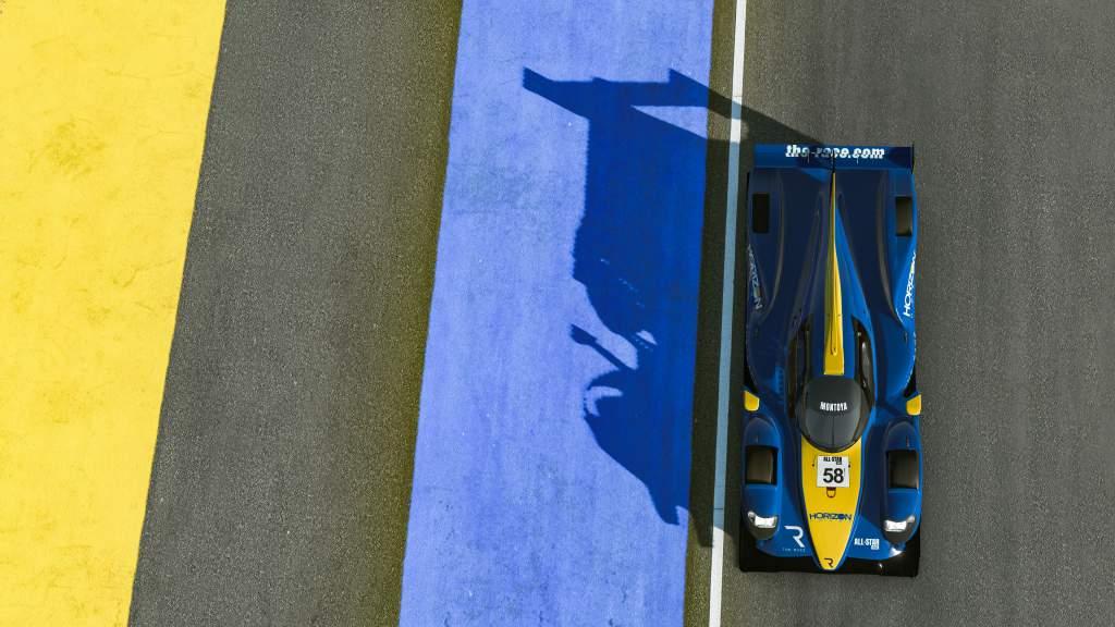Juan Pablo Montoya Legends Trophy Le Mans