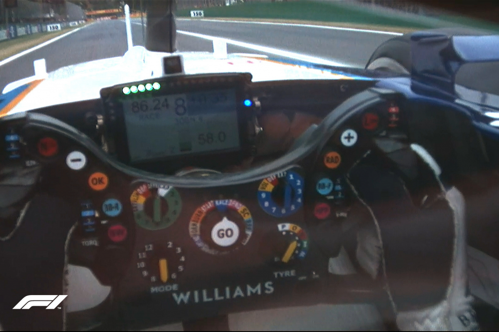 F1's plan to use new helmet camera in races explained - The Race