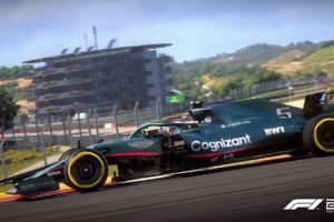 Portimao F1 2021 game