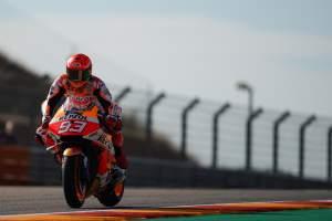 Marc Marquez Aragon Honda MotoGP