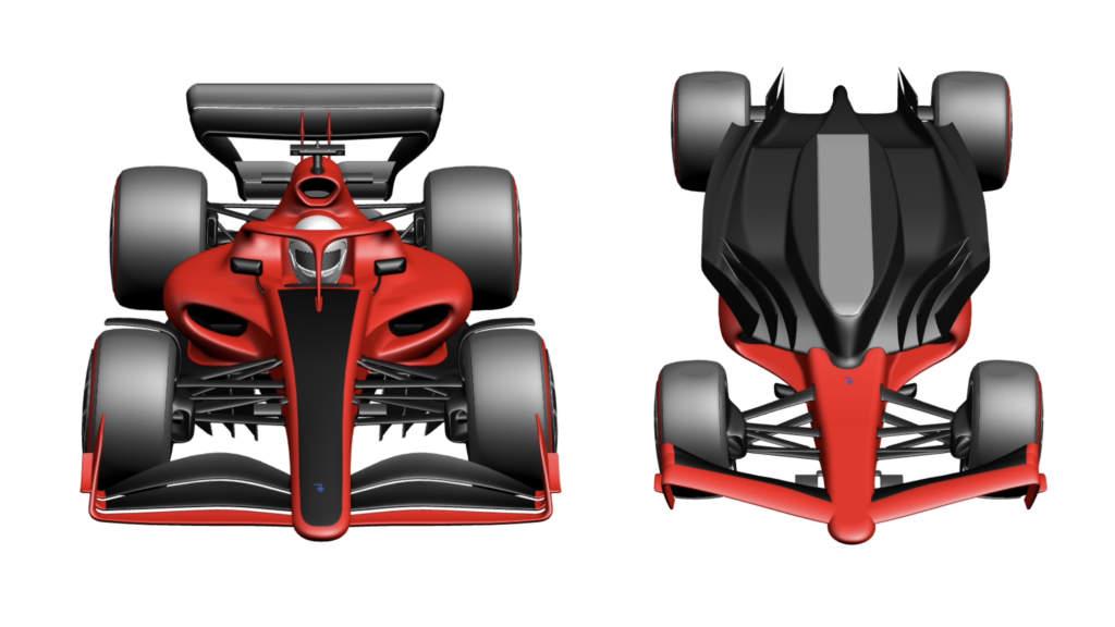 F1 2022 rules