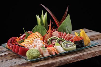 Sushi entrée