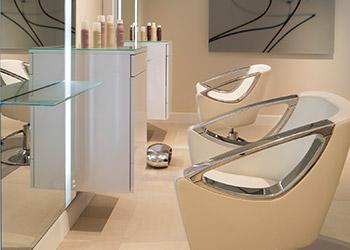 Spa salon chairs