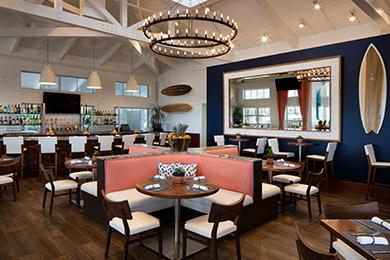 Ocean House dining room