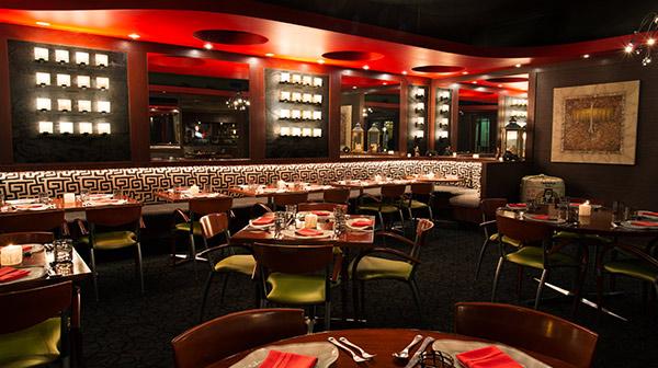 Echo dining area