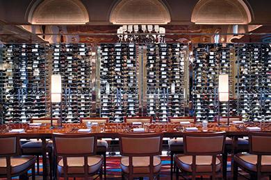 HMF dining room