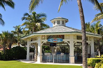 The Surf Break restaurant