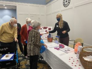 The Chesapeake senior assisted living hosts heart health fair
