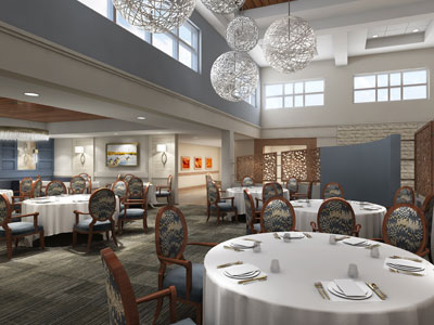 The Chesapeake Dining Room