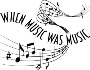 music was music