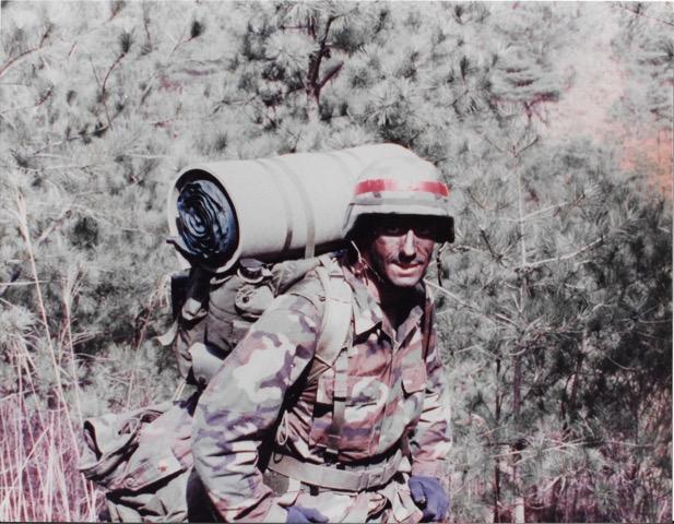 Marine Corp Dad