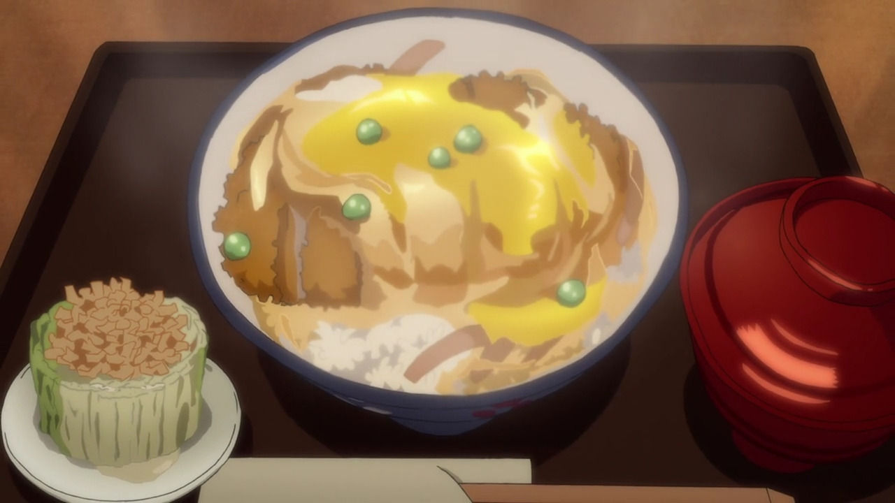 Japanese Katsudon from Yuri!I! On Ice brings fresh food ideas to your kitchen