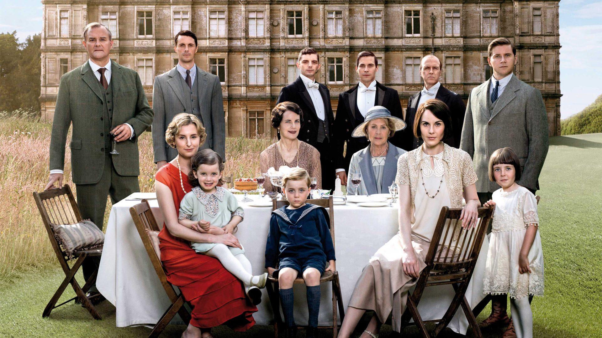 The cast of Downton Abbey, a perfect breakfast recipe