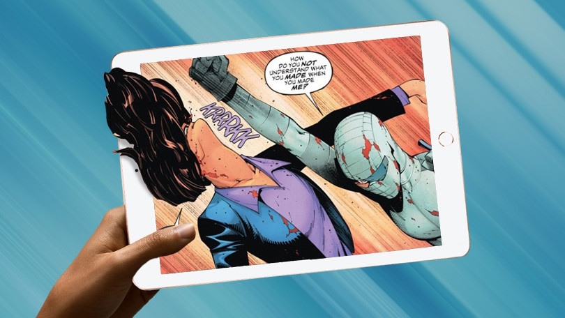 Don't Hide PR: Digital Comics (2020)