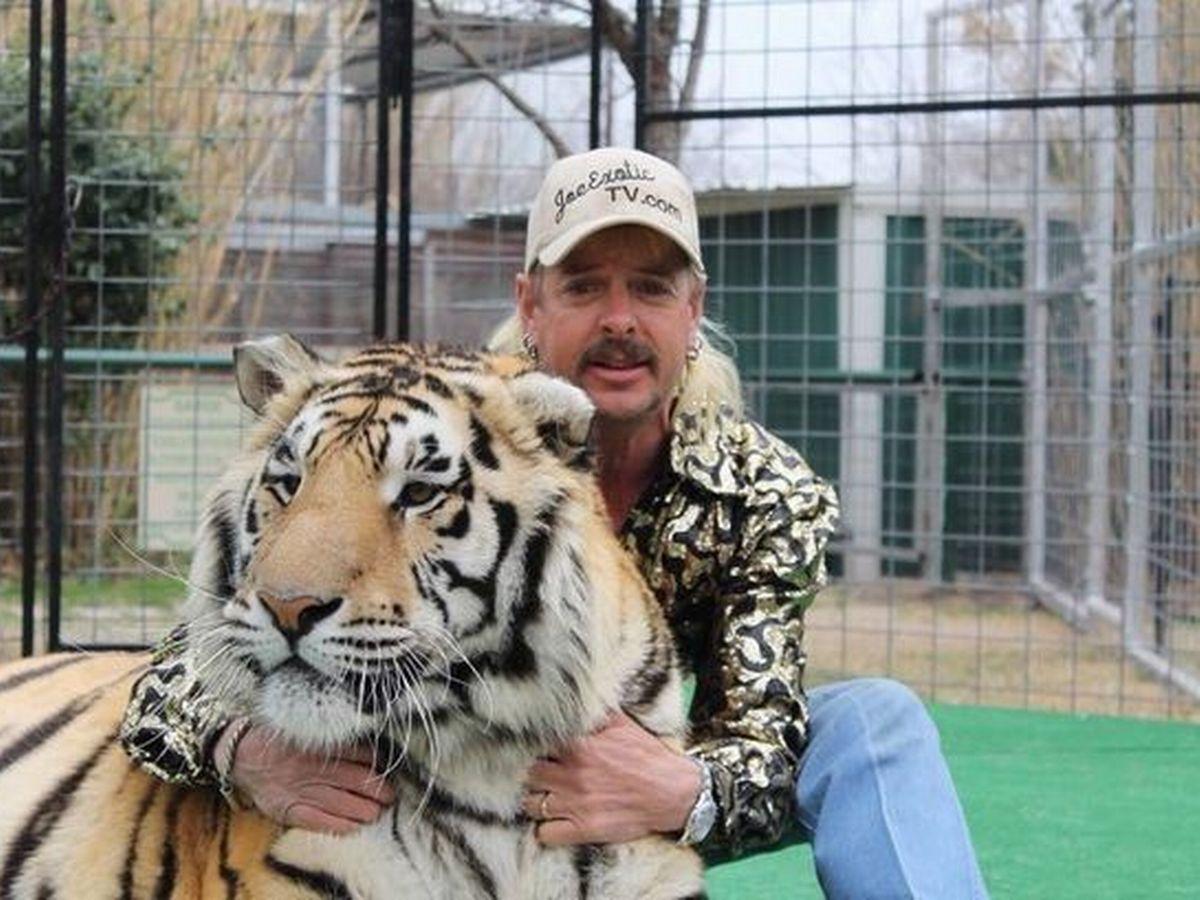 Joe Exotic, owner of G.W Exotic Animal Park.