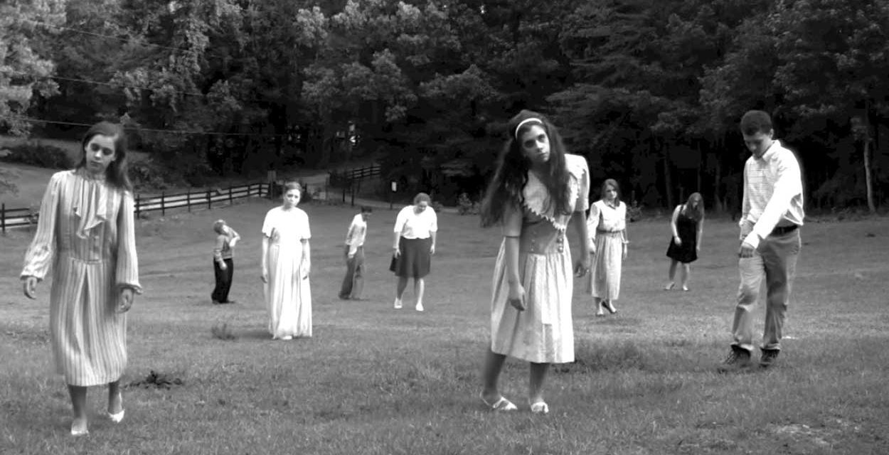 Monster: Night Of The Living Dead (1968) -- George A. Romero