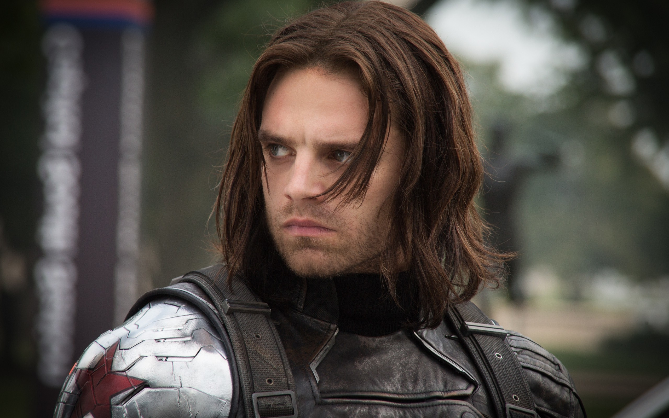 Discussing Fandom: Bucky Barnes in Captain America: Winter Soldier, Marvel Studios, 2016