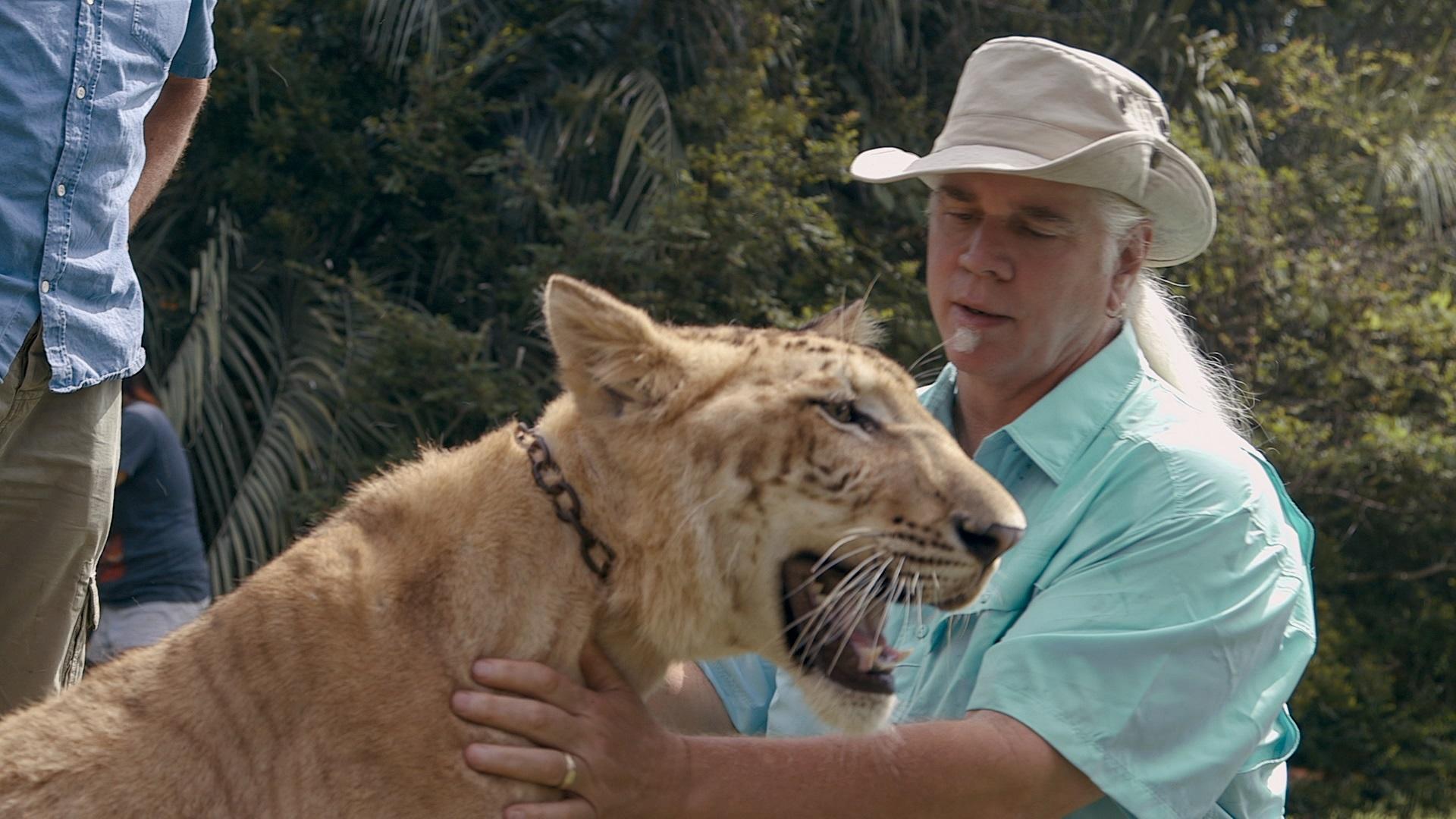 Bhagavan Doc Antler, director of Myrtle Beach Safari.