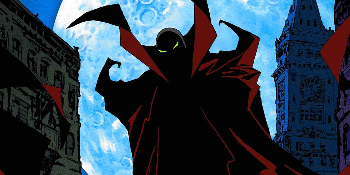 Spawn animated series