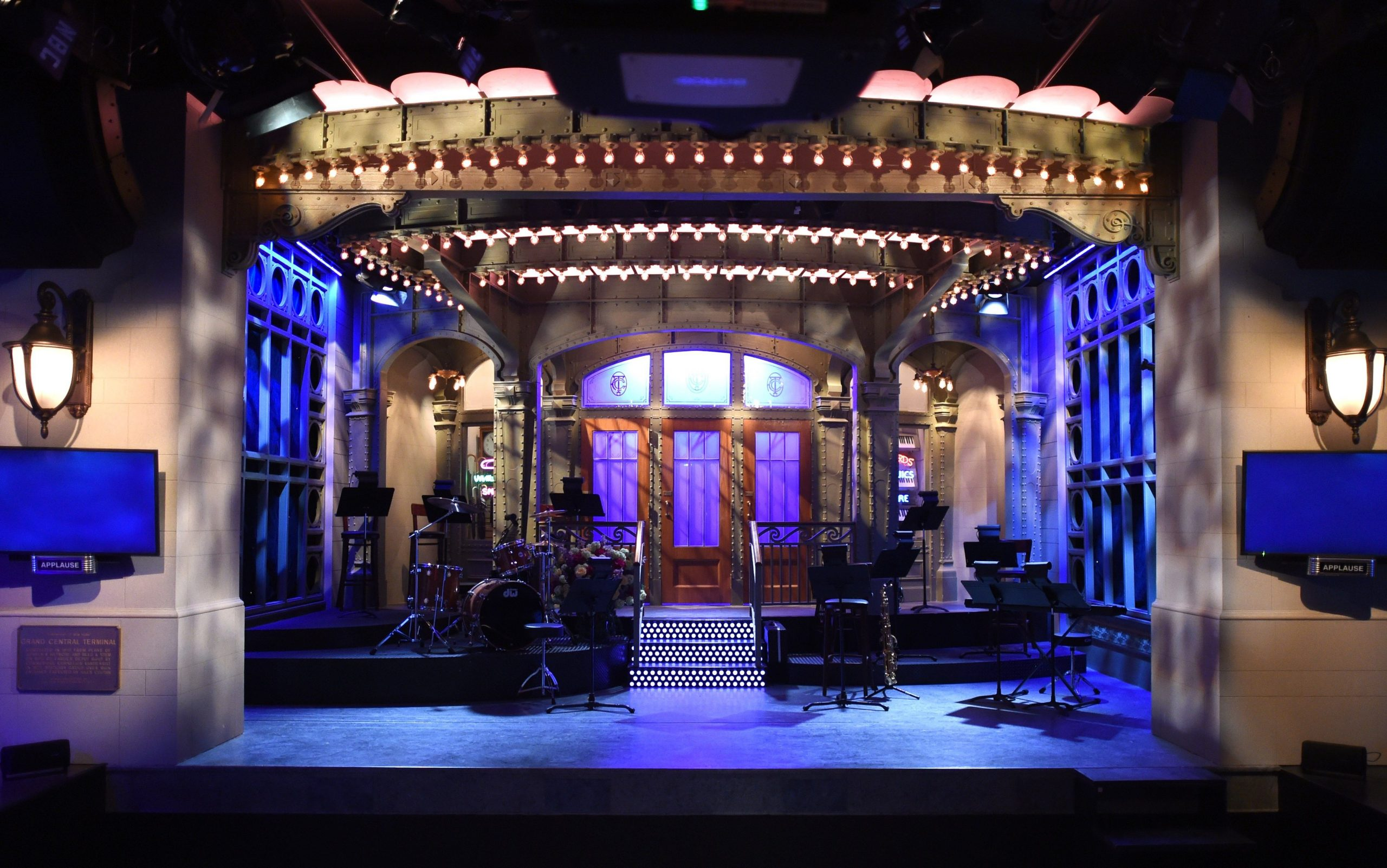 The Saturday Night Live stage