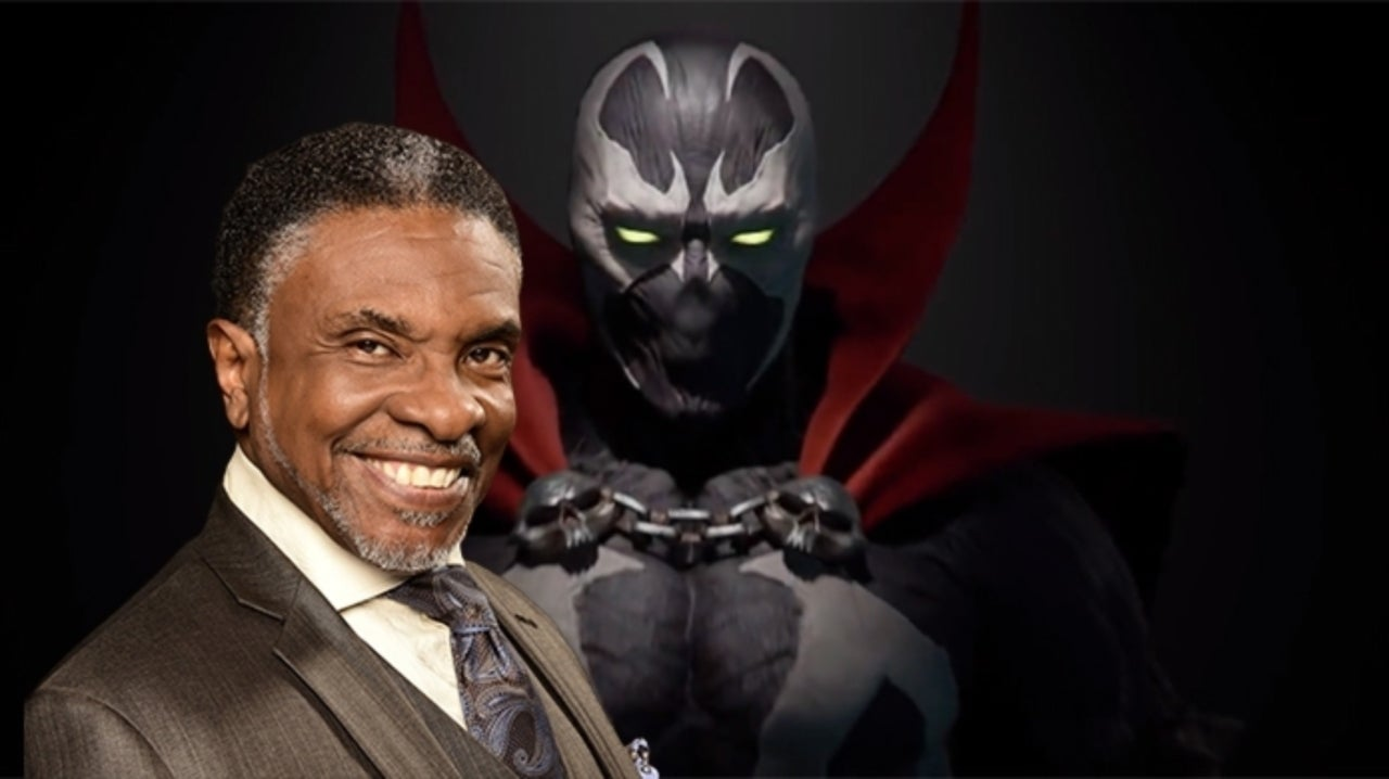 Keith David  voice of Spawn