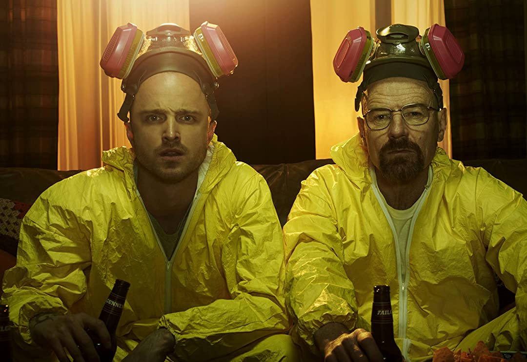 TV Shows: Breaking Bad (AMC 2018)