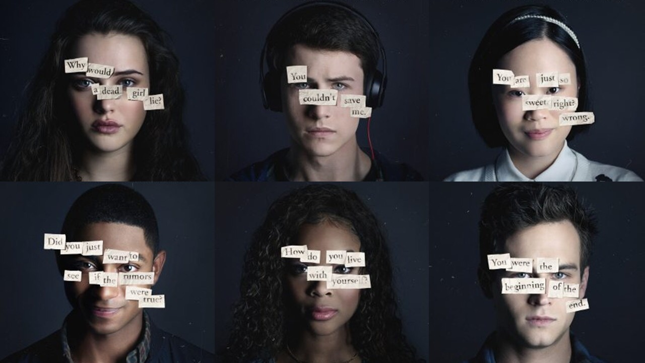 Mental Health: 13 Reasons Why (Netflix)