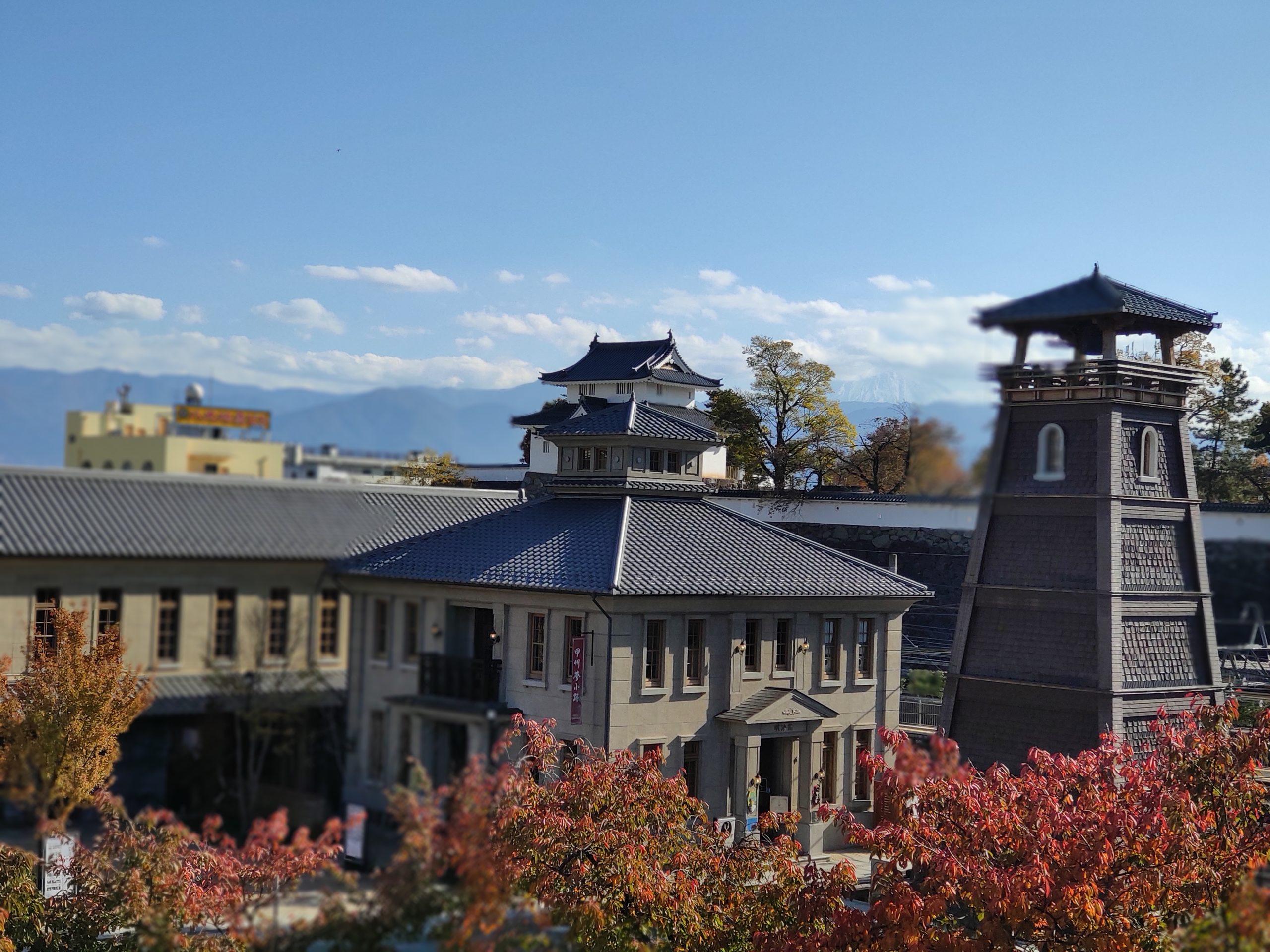 [Review] Kofu Castle @ Kofu, Japan