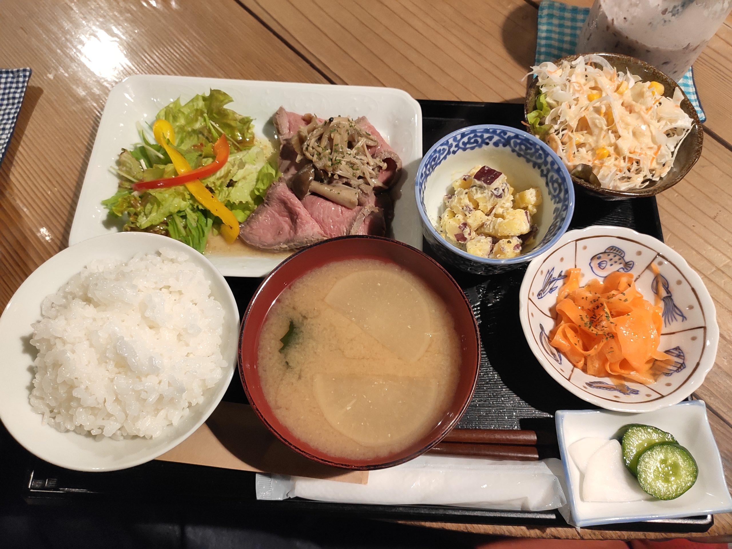 [Review] Kuramoto Rice & Cafe @ Yamanashi, Japan