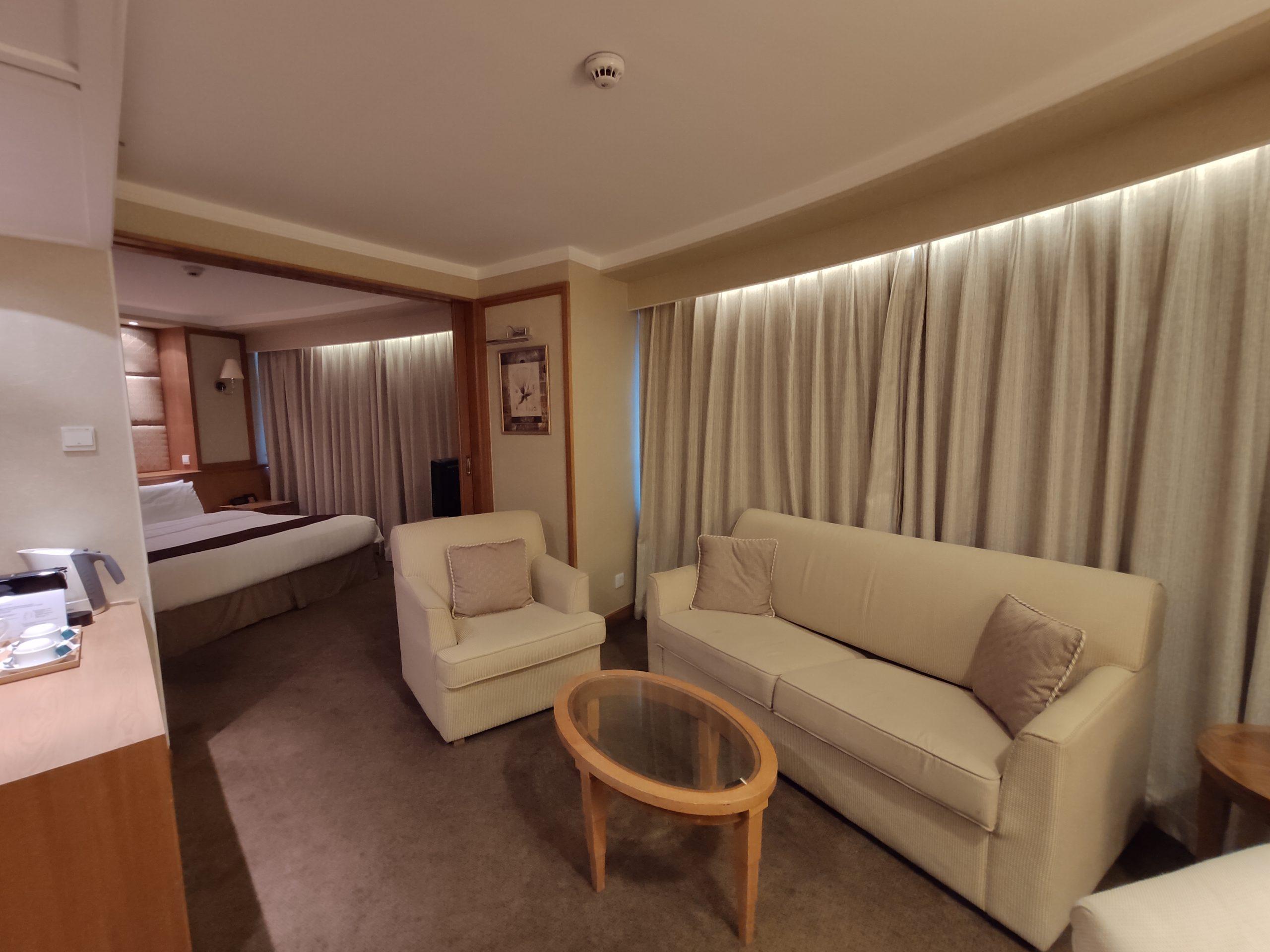 [Review] South Pacific Hotel (Executive Studio) @ Hong Kong