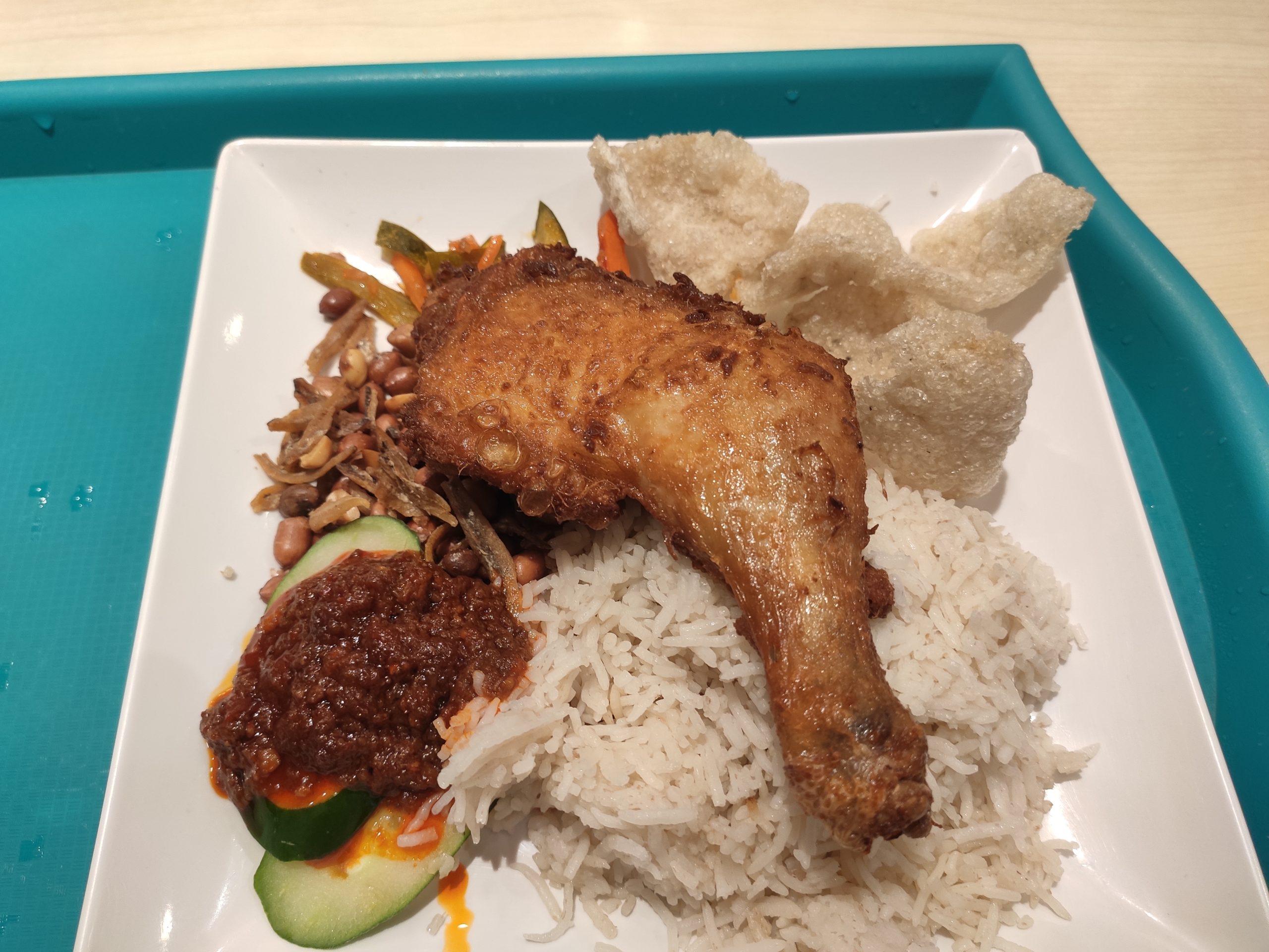 [Review] Kaki Makan Cafe @ Singapore