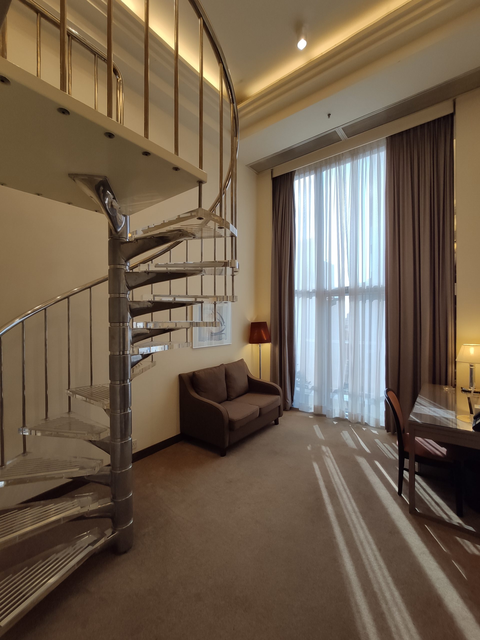[Review] Prudential Hotel (Duplex Suite) @ Hong Kong