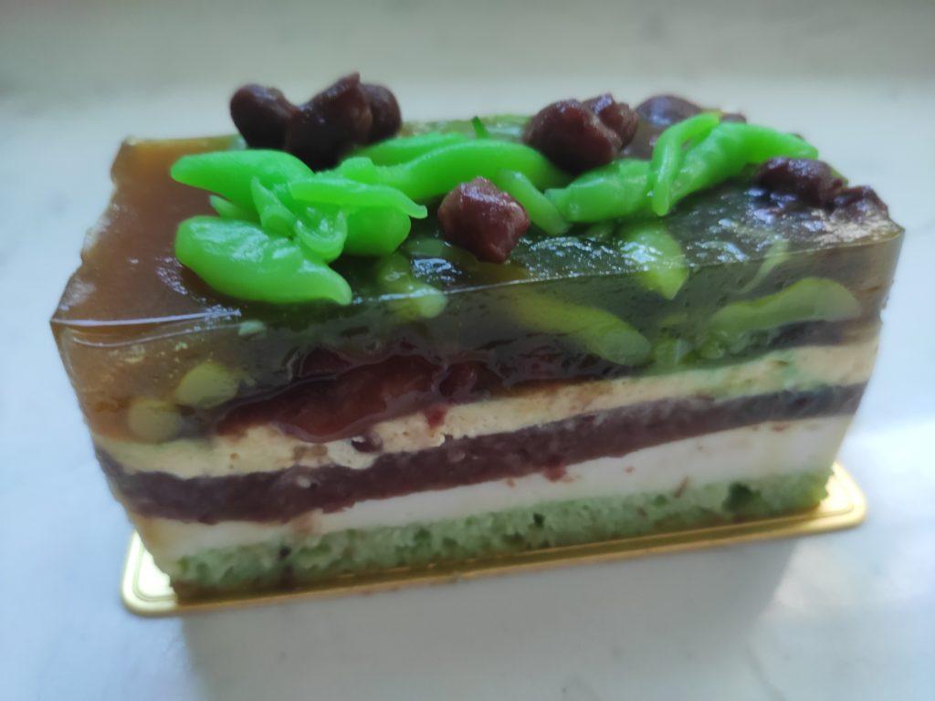 Baker's Brew: Chendol Cake