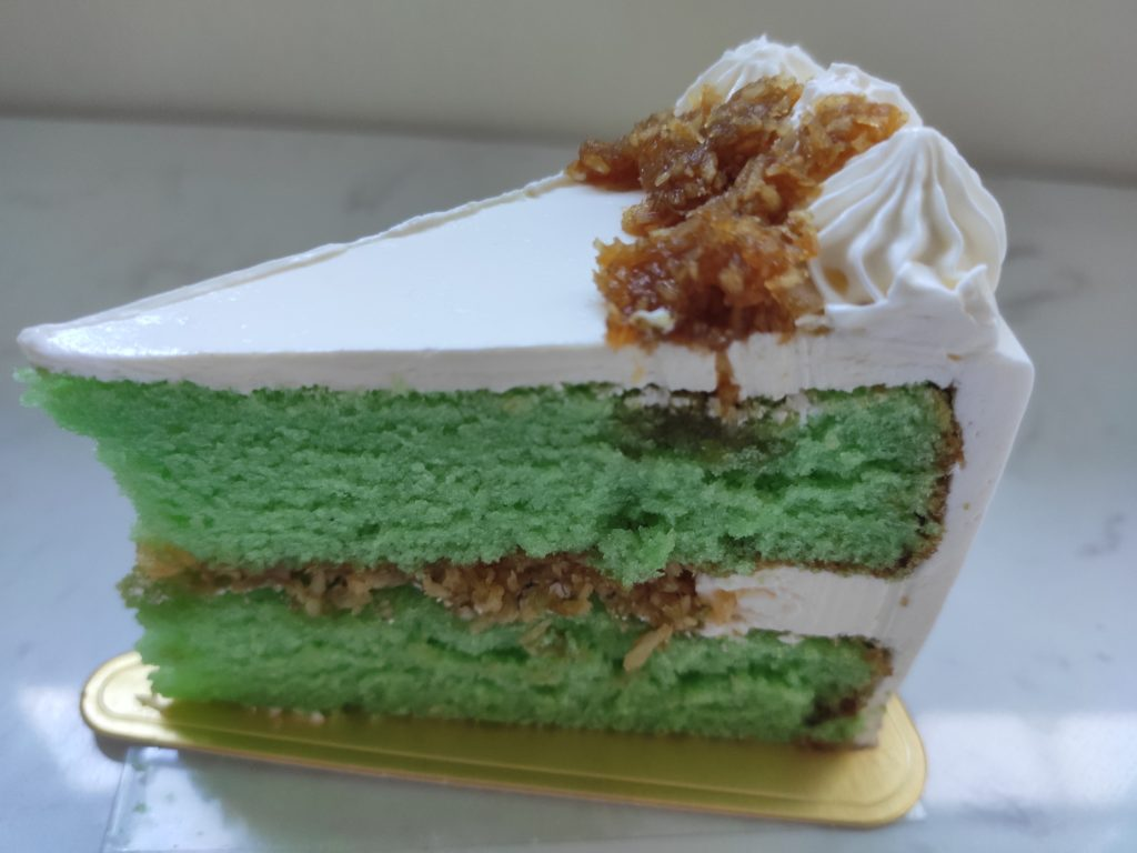 Baker's Brew: Ondeh Ondeh Cake