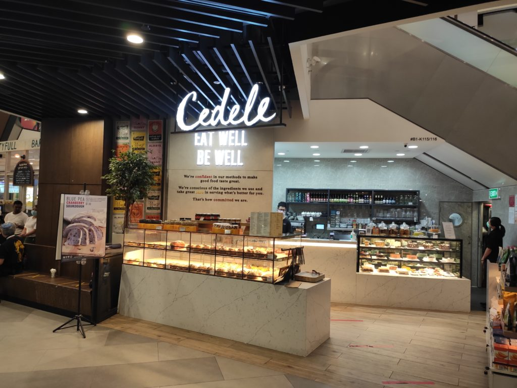 Cedele at Great World City