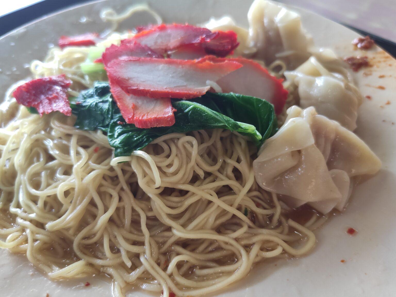 Review: Dover Road Kai Kee Wanton Noodle (Singapore)