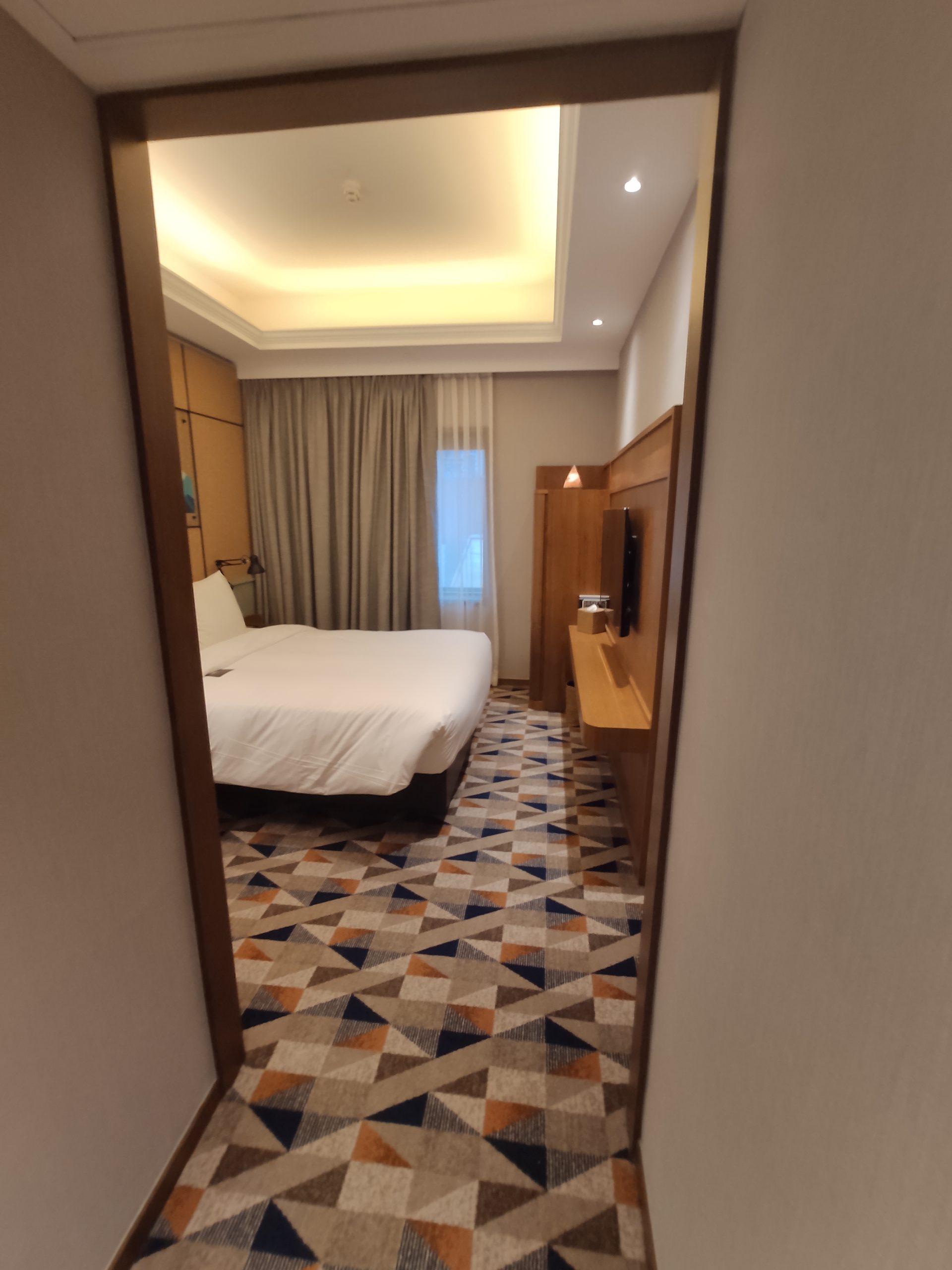 Eaton HK: Eaton Room Entrance