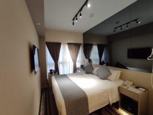 Eco Tree Hotel Causeway Bay: Superior Room