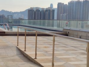 Hilton Garden Inn Mongkok Swimming Pool