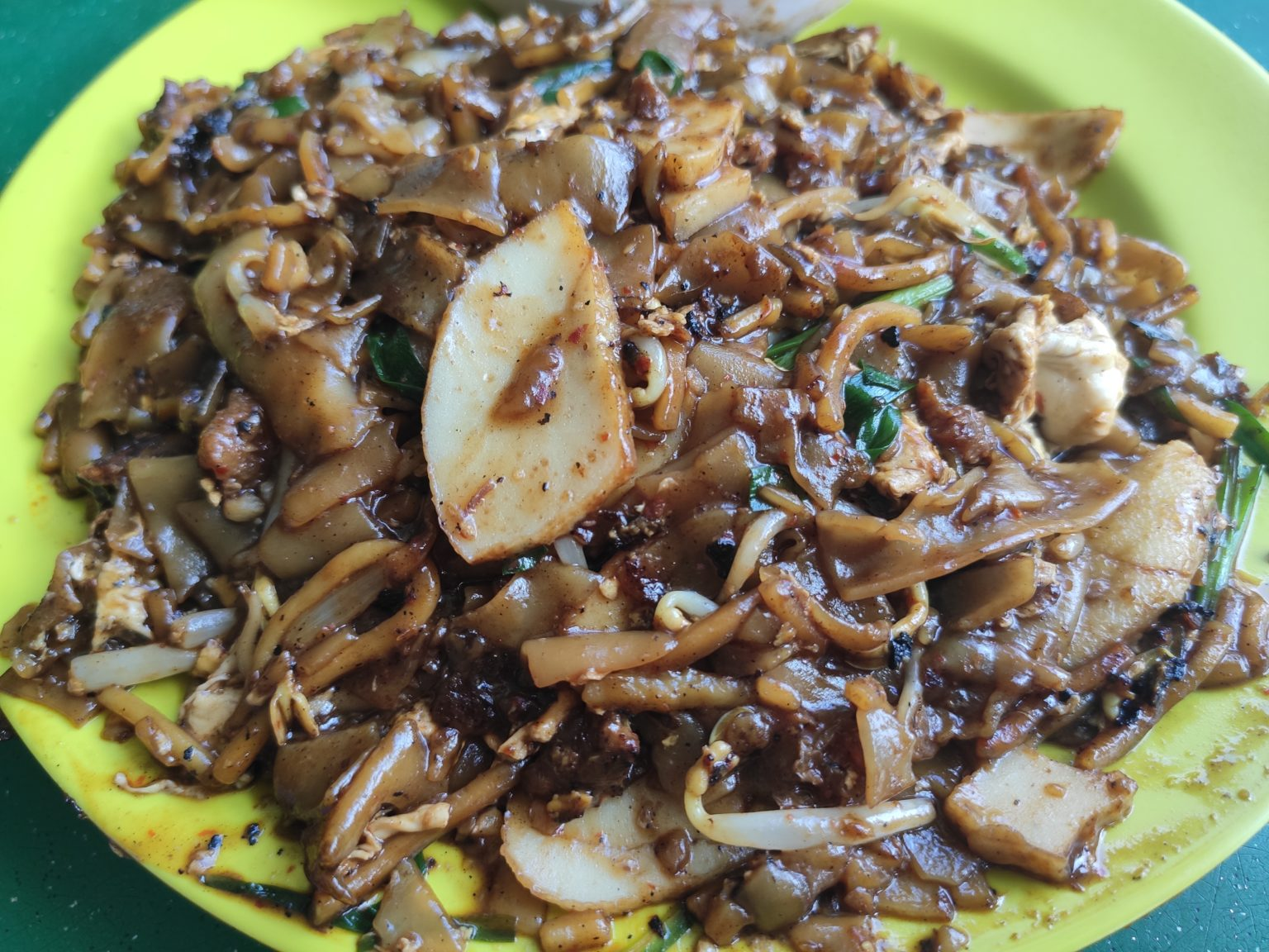 Review: No. 18 Zion Road Fried Kway Teow (Singapore)