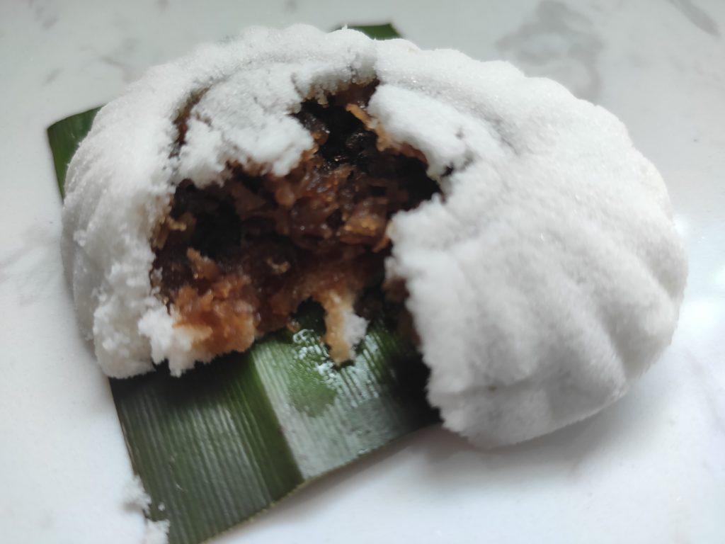 Tan's Tu Tu Kueh Coconut Filling