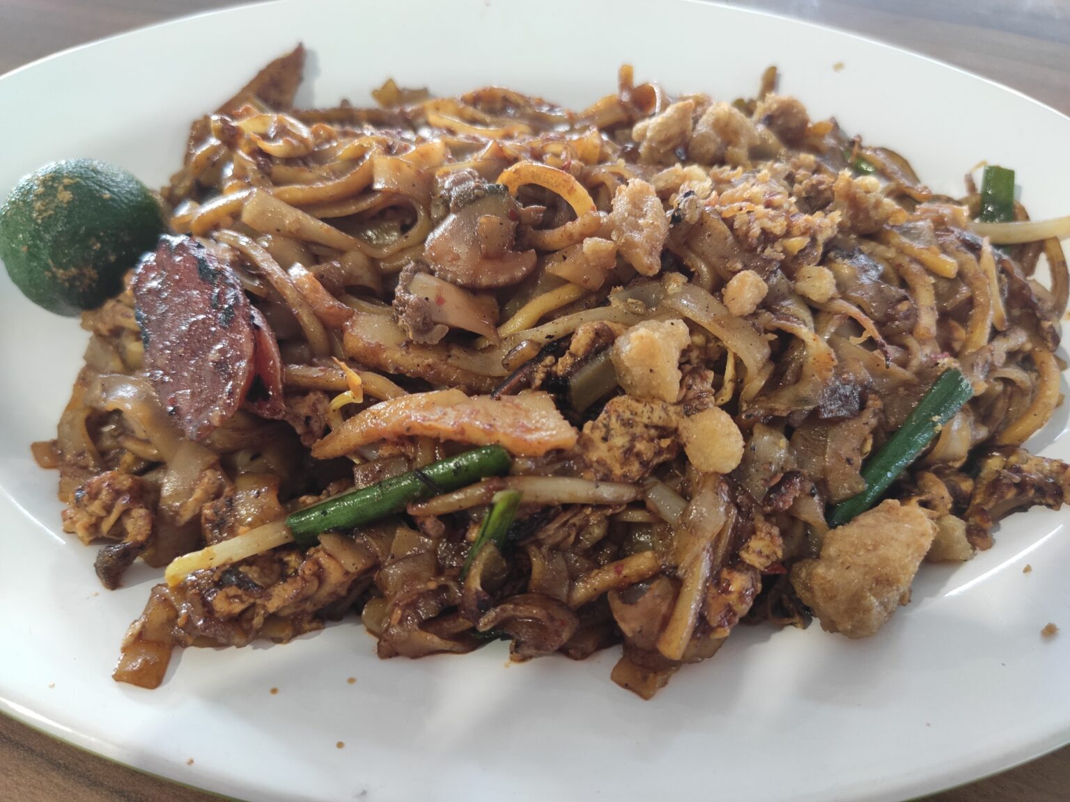 Review: Day Night Fried Kway Teow (Singapore)